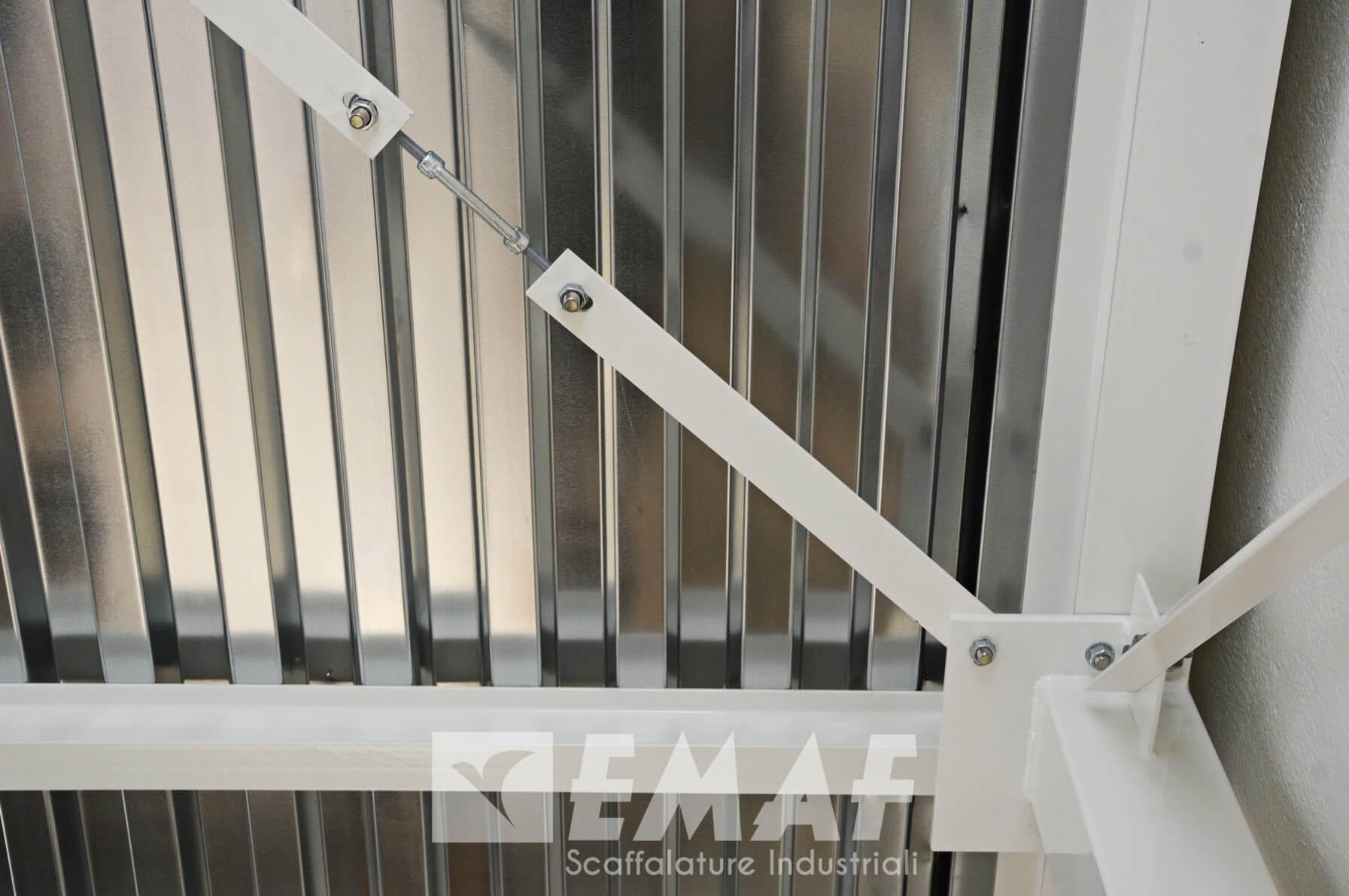 Soppalco industriale mod palladio es300 da venticinque - Portata travi ipe ...
